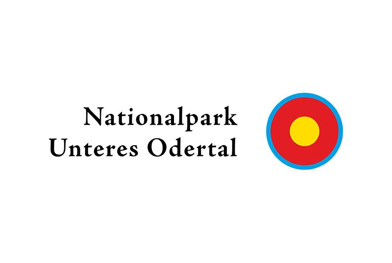 Logo vom Nationalpark Unteres Odertal
