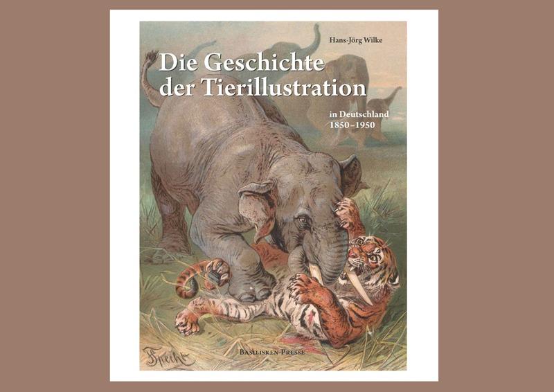 """Infoblatt zur Buch-Ausgabe """"Die Geschichte der Tierillustration 1850-1950"""""""