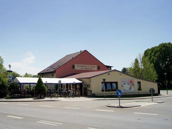 Cafe & Pension zum Mühlenteich