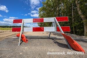 Aktuelle Wegsperrungen im Nationalpark Unteres Odertal