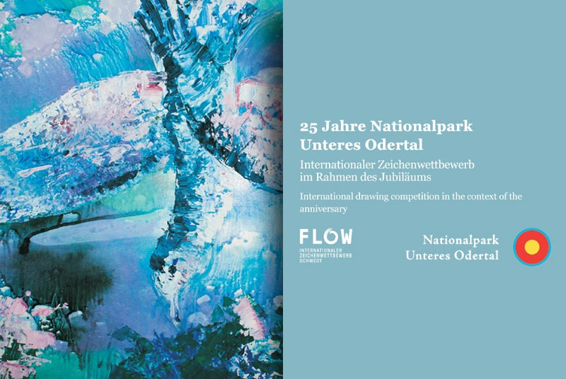 Zeichenwettbewerb 25 Jahre Nationalpark Unteres Odertal