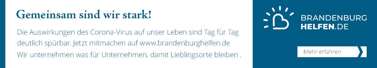 Brandenburg helfen