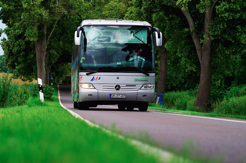 Bus der Uckermärkischen Verkehrsgesellschaft mbH | Foto: UVG