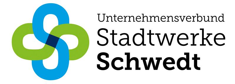Logo Unternehmensverbund Stadtwerke Schwedt