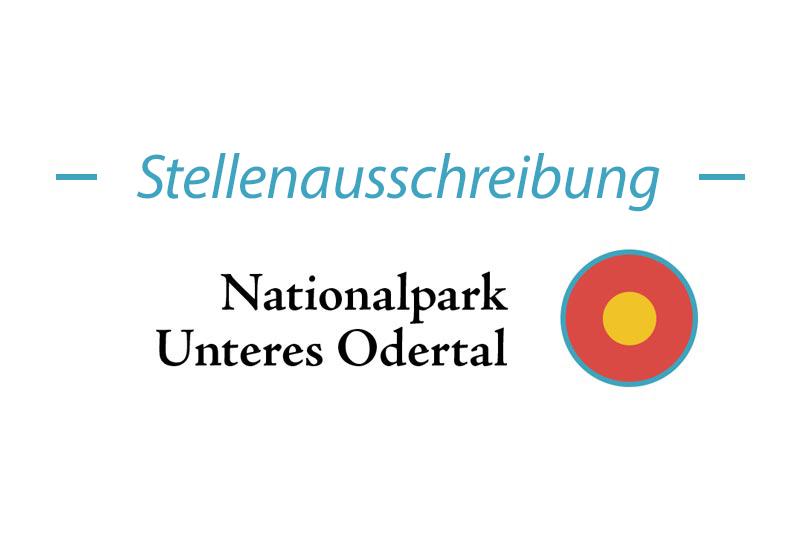 Stellenausschreibung des Nationalpark Unteres Odertal
