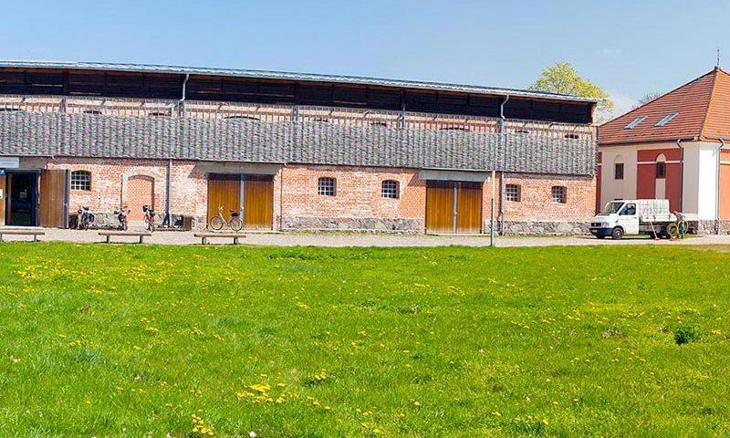Nationalparkhaus in Criewen